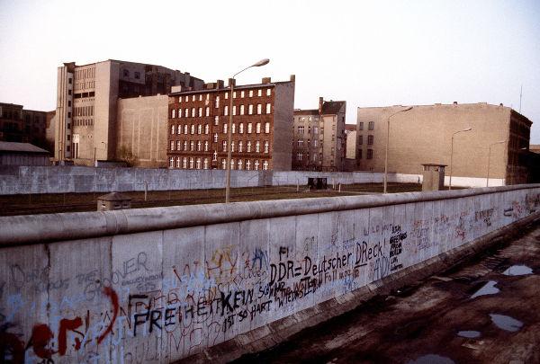 Durante quase três décadas, o Muro de Berlim foi o grande símbolo da polarização da Guerra Fria.