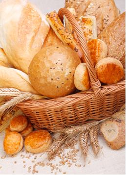Exemplos de cereais