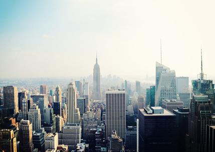 Hoje a população urbana superou a população rural no mundo, surgindo imensas cidades como Nova Iorque