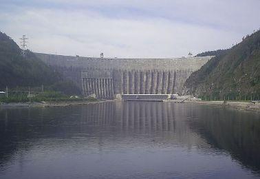 Sayano-Shushenskaya é a maior hidrelétrica da Rússia