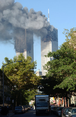O ataque contra o World Trade Center usou nitrato de amônio