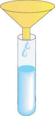 Resultado de filtração com carvão ativado: remoção de cor e odor