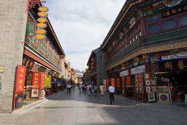 A cidade de Tianjin sofre com a poluição gerada pelo processamento de Chumbo