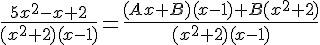 Equação - Passo 1