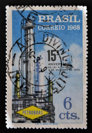 A Petrobras foi alvo de investimentos do regime militar, que teve uma concepção nacional-desenvolvimentista da economia **
