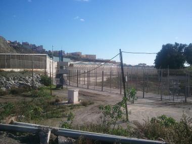 Imagem do Muro de Ceuta ²
