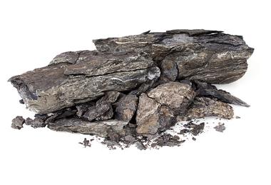 Rocha de onde é extraído o óleo de xisto