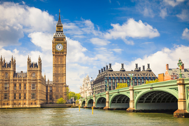 Londres, uma das cidades que mais recebem turistas em todo o mundo