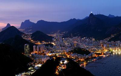 Rio de Janeiro: metrópole global