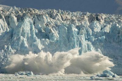 Uma das questões centrais na polêmica está nas consequências do derretimento das geleiras