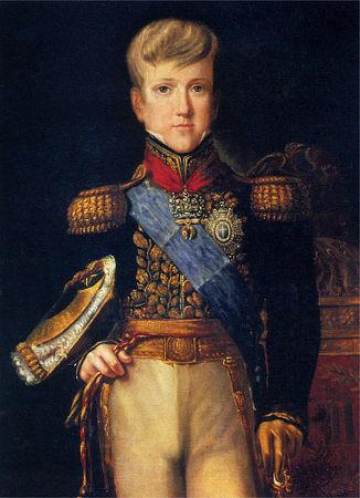 O adiantamento da coroação de D. Pedro II é configurado também como golpe de Estado