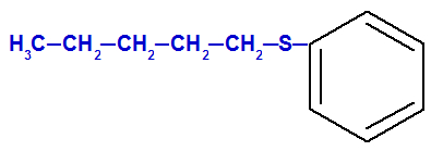 Fórmula estrutural do exemplo 2