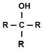 Estrutura geral de um álcool