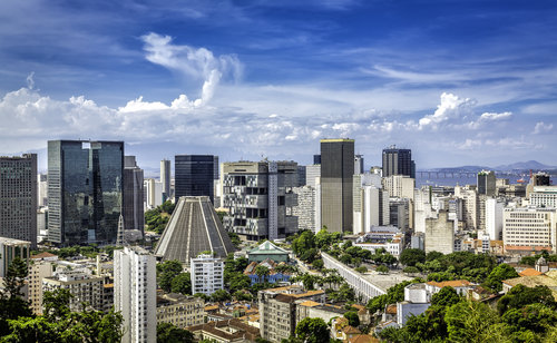 O Rio de Janeiro é uma das metrópoles nacionais
