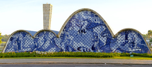 A Igreja da Pampulha é um dos cartões-postais de Belo Horizonte**