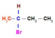 Carbono com quatro ligantes diferentes