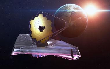 O telescópio espacial James Weeb substituirá o telescópio Hubble em 2018