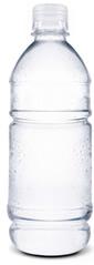 A água com gás é uma solução gás-líquido