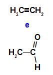 Etenol e etanal são isômeros de tautomeria