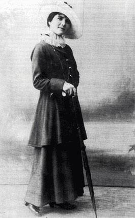 Florbela Espanca é considerada uma mulher à frente de seu tempo