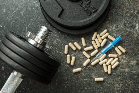 Os anabolizantes são derivados sintéticos da testosterona