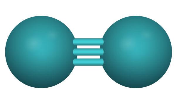 O nitrogênio gasoso não pode ser utilizado pela maioria dos seres vivos.