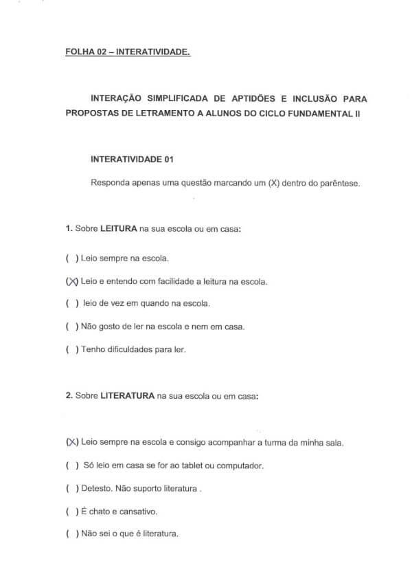 Formulário 21