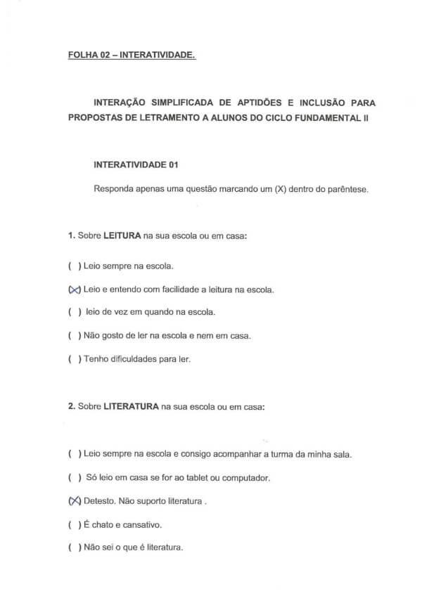 Formulário 32