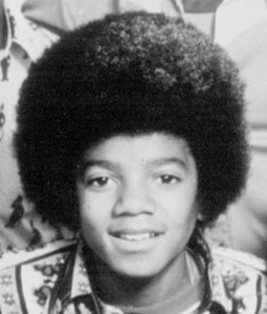 Michael Jackson adolescente