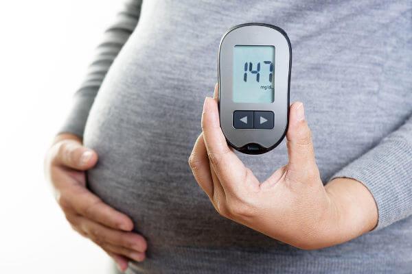 A diabetes mellitus gestacional é um tipo de diabetes que afeta as mulheres grávidas.