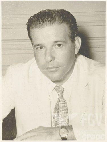 João Goulart, presidente do Brasil a partir de 1961, foi deposto pelo Golpe de 1964. (Créditos: FGV/CPDOC)
