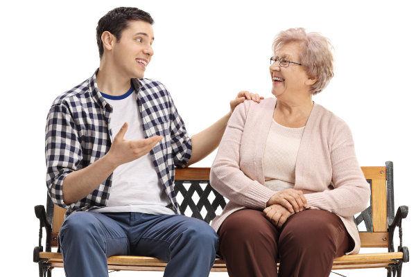 Ditados populares são passados de geração para geração e transmitem experiências que podem ajudar pessoas mais novas.
