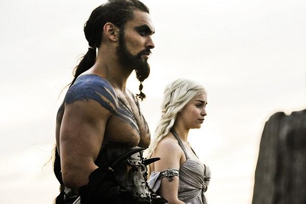 Khal Drogo, interpretado por Jason Momoa, era o principal líder dos dothrakis, a famosa tribo nômade de Game of Thrones. Esses guerreiros remetem aos lendários mongóis da Ásia Central.