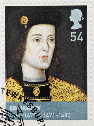 Eduardo IV foi rei da Inglaterra e responsável por retirar Henrique VI do poder.