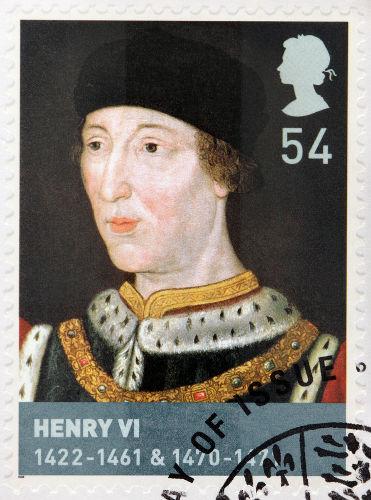Henrique VI foi um rei inglês e um dos principais nomes da Guerra das Rosas.