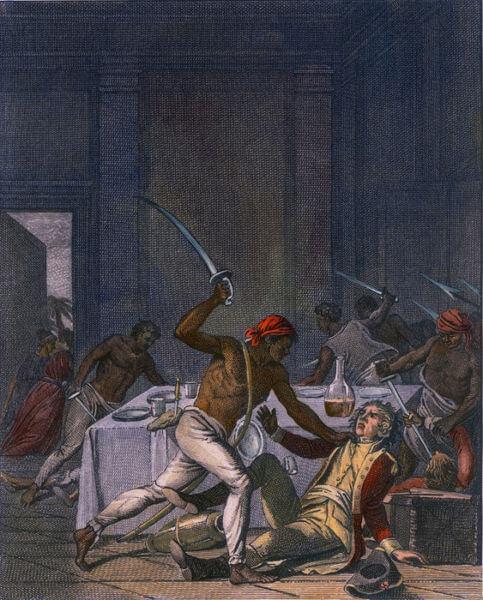 Ao longo dos 300 anos de escravidão, os escravos africanos realizaram inúmeras ações de resistência.