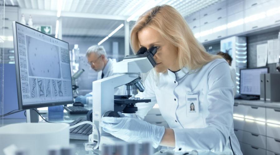 O campo da genética representa uma das evoluções alcançadas com a Terceira Revolução Industrial.