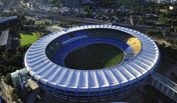 Estádio do Maracanã receberá a final da Copa América 2019. (Crédito: T photography / Shutterstock)