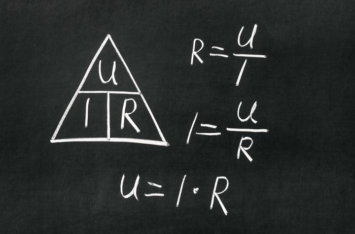 Com o macete do triângulo é possível descobrir a fórmula a ser usada