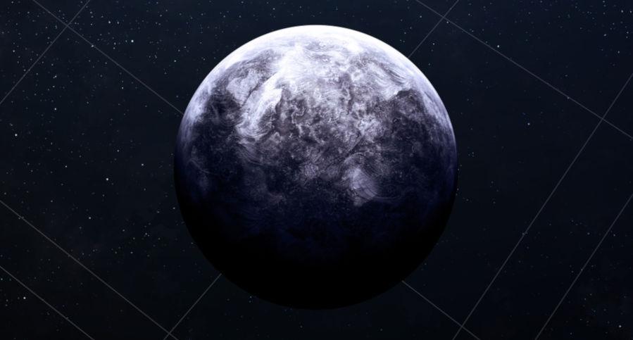Netuno é o último planeta do Sistema Solar em relação ao Sol.
