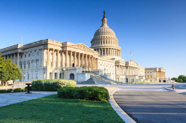 Washington D.C. é a capital e corresponde à área do Distrito Federal dos Estados Unidos.