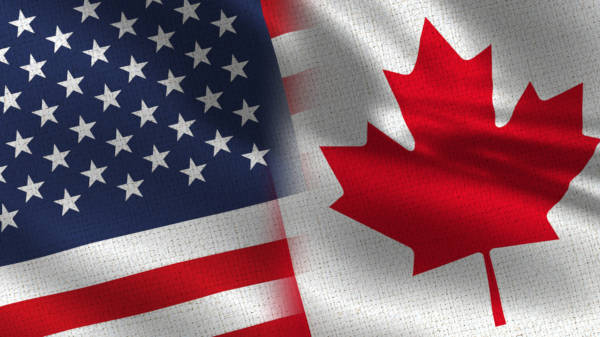 Estados Unidos e Canadá são mutuamente seus principais parceiros econômicos.