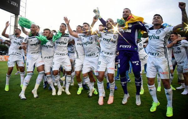 Palmeiras é o maior campeão do Brasil