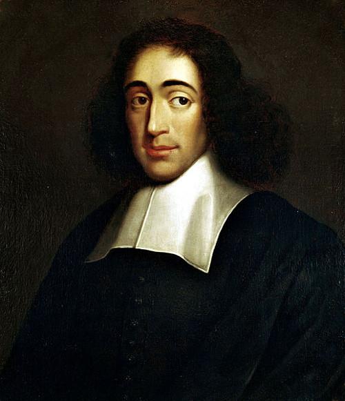 Spinoza foi um filósofo racionalista que questionou a existência de Deus, o que levou à sua expulsão de Amsterdã.