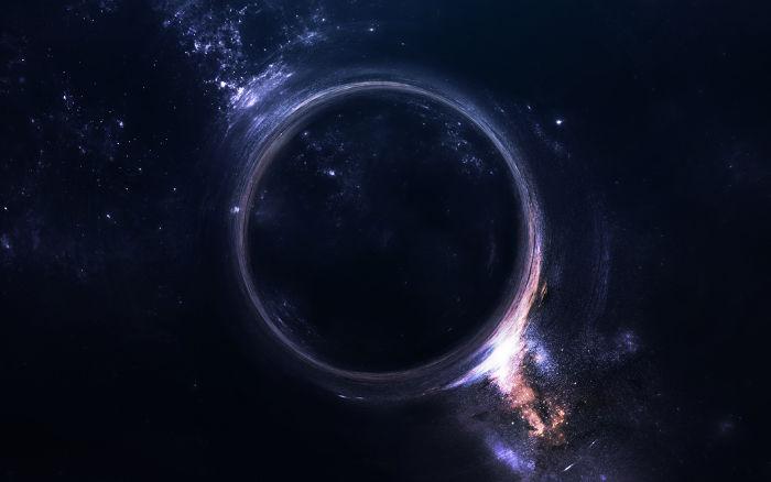 Teoricamente, os buracos negros são capazes de produzir buracos de minhoca.