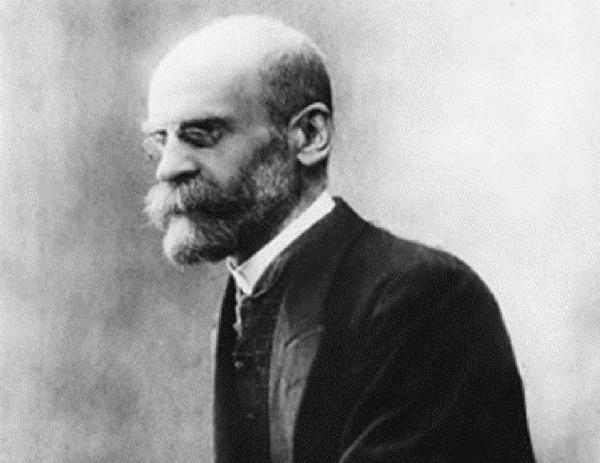 Émile Durkheim foi o fundador do método sociológico.