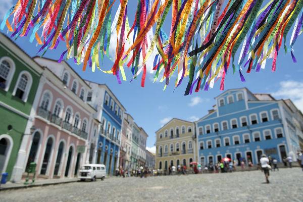A cidade de Salvador foi tombada pela Unesco como patrimônio histórico cultural material da humanidade.