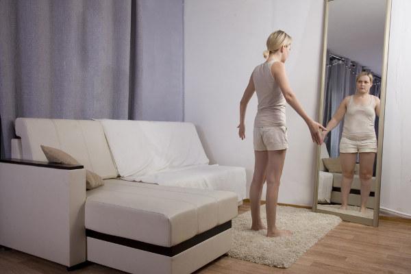 Uma visão distorcida do corpo pode causar inúmeros problemas ao indivíduo.