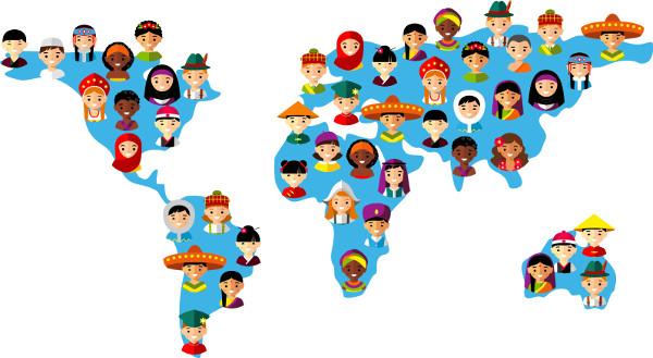 A cultura é um dos elementos de análise da Antropologia e foi desenvolvida de diferentes maneiras, de acordo com o seu local e seu povo originário.