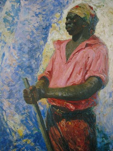 Zumbi dos Palmares foi o personagem histórico que inspirou a criação do Dia da Consciência Negra.[1]